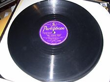 OBERNKIRCHEN CHILDREN'S spring outsise / cuckoo - 78 rpm - parlophone 7892 -