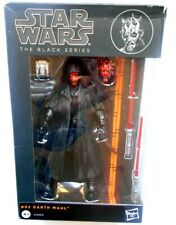 STAR WARS THE BLACK DARTH MAUL #02 Hasbro