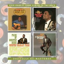 Charly Pride - Country Charley Pride/The Country Way/Pride of Country Music/M...