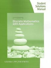 Discrete Mathematics with Applications: Student Solutions Manual