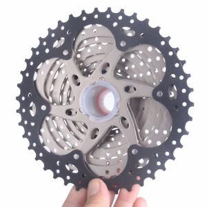 ZTTO 10 Speed Bicycle Freewheel 11-42T Cassette MTB Mountain Bike Freewheel 526g