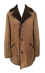 Murray Men's True Vintage XL 1960s/70s Sheepskin Jacket BNWOT's