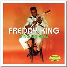 Freddie King On King 180G Special 2LP Vinyl Record 24 Original Blues Classics