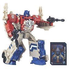 Transformers Generations Titans Return Leader Class Powermaster Optimus Prime