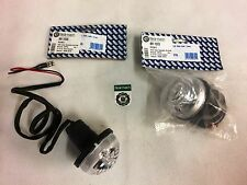 WIPAC Land Rover Series & Defender Side Lights, Units Lenses & Wiring BR1533 x2