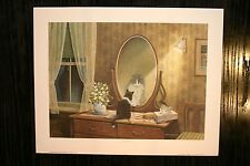 Imagination James Lumbers Signed & Numbers Limited Collectors Edition Print Cat