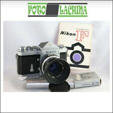 Nikon F con Nikon H 50 mm f2 ⭐️⭐️⭐️⭐️  No F2/ No Nikkormat