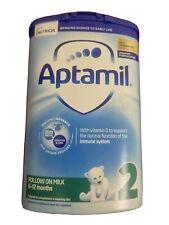 Aptamil 2 follow on milk 6-12 month