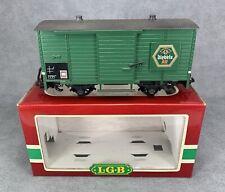 SPUR G - LGB--4035...Güterwagen DIEBELS ALT...OVP    / 1 KK 626
