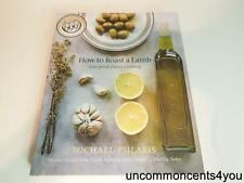 How to Roast a Lamb, new greek classic cooking, 2009, cook book, Signed!!!!!