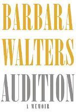 Audition : A Memoir by Barbara Walters (2008, CD, Abridged) NEW