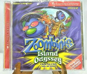 Zoombinis - Island Odyssey by The Learning Company Platform : Windows