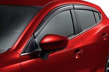 Nissan Qashqai (2014 -2017) Wind Deflector Front & Rear Set KE8004E010