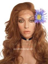 Honey blonde lace front Quintessa Kim Kardashian lace front wig yonce lace wig