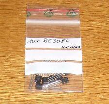10 Transistoren  BC 308 C