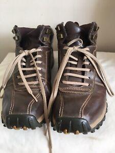 Men's CAT Caterpillar Ankle Boots Size 8 Wide fit