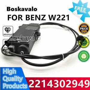 2214302949 Parking Electronic Brake Actuator For BENZ W221 S600 CL63 2214302849