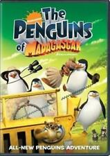 The Penguins of Madagascar DVD NEW
