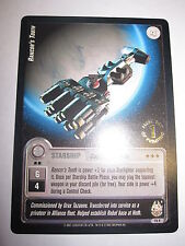 STAR WARS CCG JEDI KNIGHTS CARD MINT/N-MINT RARE RANCOR'S TOOTH 75 R 1ST DAY