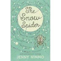 (Good)-The Snow Spider (Paperback)-Nimmo, Jenny-1405281774