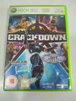 Crackdown Microsoft - Juego Xbox 360 Edicion EU PAL