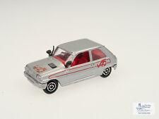 1/55 Majorette 257 Renault 5 R5 Alpine selten rare vintage Oldtimer