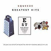 Squeeze Greatest Hits Cd Promo Cool For Cats/Up The Junction/Hourglass