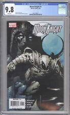 MOON KNIGHT #1 2006 FIRST PRINT CGC 9.8 DAVID FINCH COVER MARVEL COMICS DISNEY