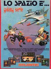 Pubblicità Advertising Werbung 1979 ATLANTIC GALAXY SERIE - Falcon/Skorpion