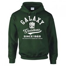 "GUARDIANS OF THE GALAXY ""NEW COLLEGE LOGO"" HOODIE"