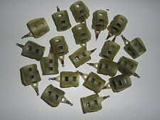 20 x Open Ended Fin Feeders - 25 grams.  Carp / Coarse fishing, rivers and Lakes