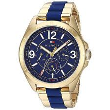 Reloj de tono oro para mujer TOMMY HILFIGER | Nueva 1781769 analógico de cuarzo RRP £ 199