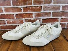 Guess Mens Fashion Athletic Shoes Size 13 M White EUC