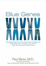Blue Genes (Focus on the Family Books) by Paul Meier, Todd Clements, Jean-Luc Be