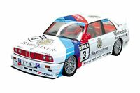 Aoshima Bunka 1/24 BEEMAX series No.11 BMW M3E30 1991 German Japan