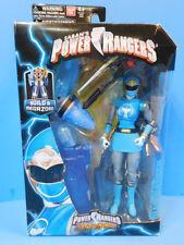 Power Rangers Ninja Storm Build a Megazord part and Blue Ranger
