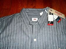 Levi's Classic Button-Front Casual Shirts for Men