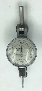 INTERAPID .0005 DIAL TEST INDICATOR 312B-2 74.111371 - USED - Nice Working
