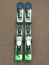 80 Cm Volkl RTM Junior Boys & Girls Skis w/ Marker 4.5 vMotion JR Bindings