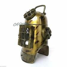 Vintage Antique Replica Diver Helmet Old Nautical Diving Divers Sea Scuba Gift