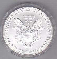 2017 American Eagle Silver Dollar Bullion Coin, BU, 1 Troy Oz, .999 Fine Silver