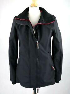 Womens SUPERDRY Windmac 2-zip Jacket Size M UK 10 Waterproof Windbreaker Coat