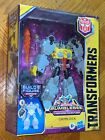 Transformers Bumblebee Cyberverse Adventures Deluxe Series Grimlock Figure