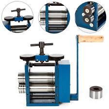 Manual Rolling Mill Roller Machine Jewelry Design Tool Flattening Mill Equipment