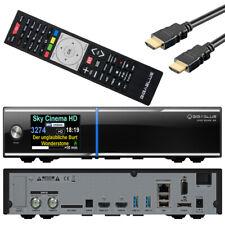 GigaBlue Quad 4K UHD SAT-Receiver 2x DVB-S2 FBC ULTRA HD IPTV E2 Linux HDTV 2160