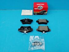*MINTEX* 103.7mm PEUGEOT 3008 308 5008 508 RCZ  REAR BRAKE PADS Inc. New Bolts !