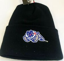 New!  Fresno State Embroidered Cuff Beanie