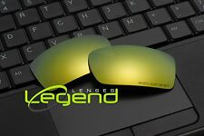 E26 GOLD ETCHED POLARIZED Replacement Legend Lenses For Oakley GASCAN