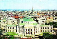 Wien , Burgtheater, Ansichtskarte
