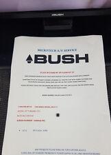 BUSH 40/233FDVD   T.MSD309.BP710   STUCK IN STANDBY EPROM KIT 1T READ ADVERT